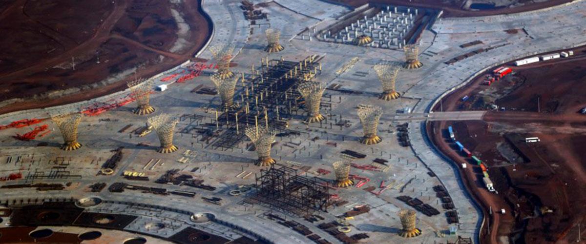 Un tribunal ordena dar mantenimiento a lo construido en el NAIM